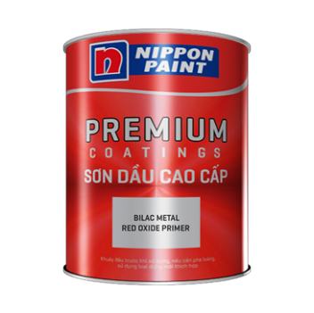 Sơn Nippon Bilac Metal Red Oxide Primer