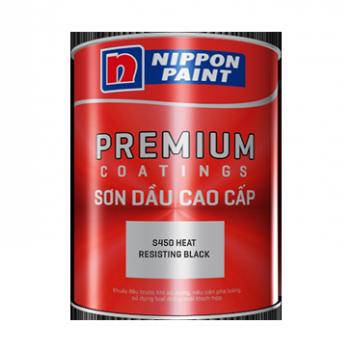 Sơn Nippon S450 Heat Resisting Black
