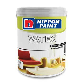 Sơn Nippon Vatex (17l, 4,8l)