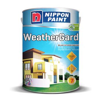 Sơn Nippon WeatherGard (18l. 5l. 1l)