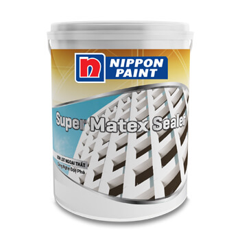 Sơn Lót Ngoại Thất Super Matex Sealer (17l, 5l)
