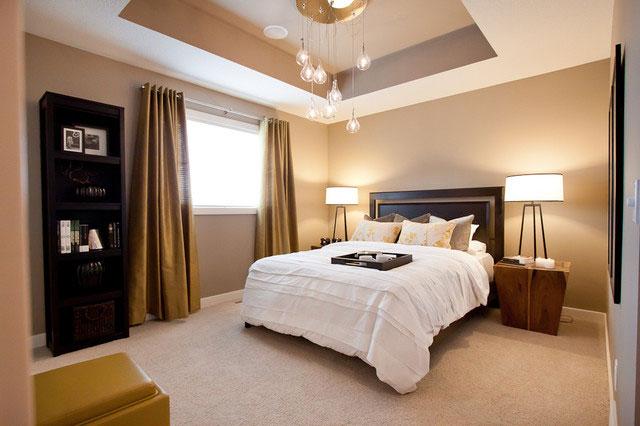 Phòng ngủ nhỏ nên chọn màu sơn Nippon nào?