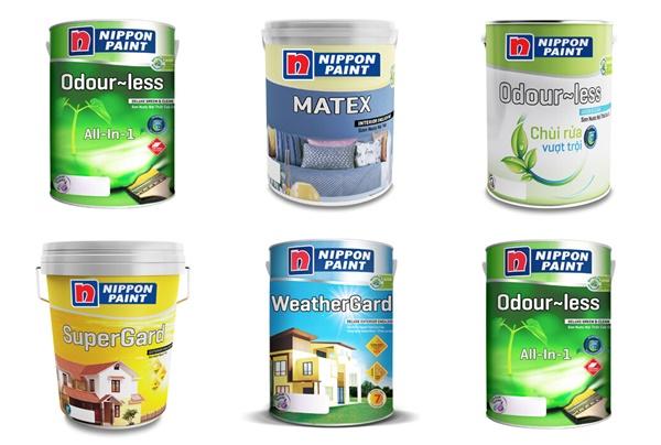 Quy trình lựa chọn sơn Nippon cho ngôi nhà của bạn