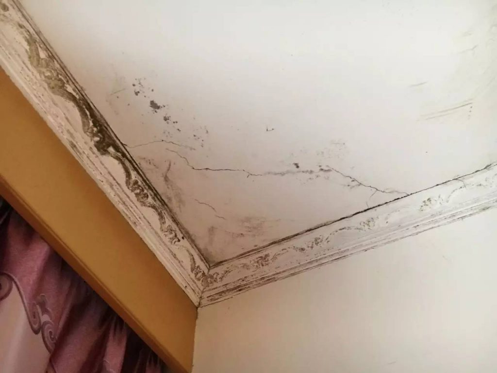 Tại sao dùng sơn nội thất chống thấm mà tường vẫn bị thấm?