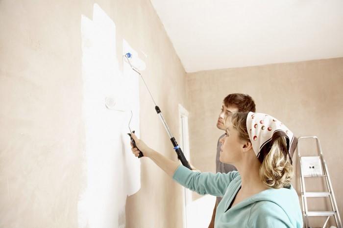Những sai lầm tai hại khi sơn tường